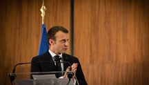 M Macron