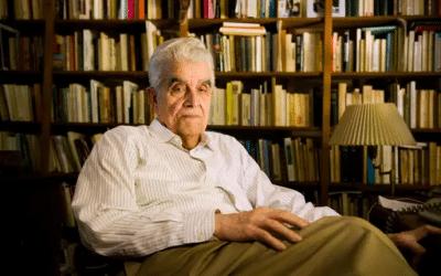 René Girard : « Je serais curieux d'avoir votre âge… »