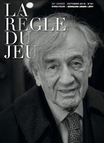 Pour saluer Elie Wiesel