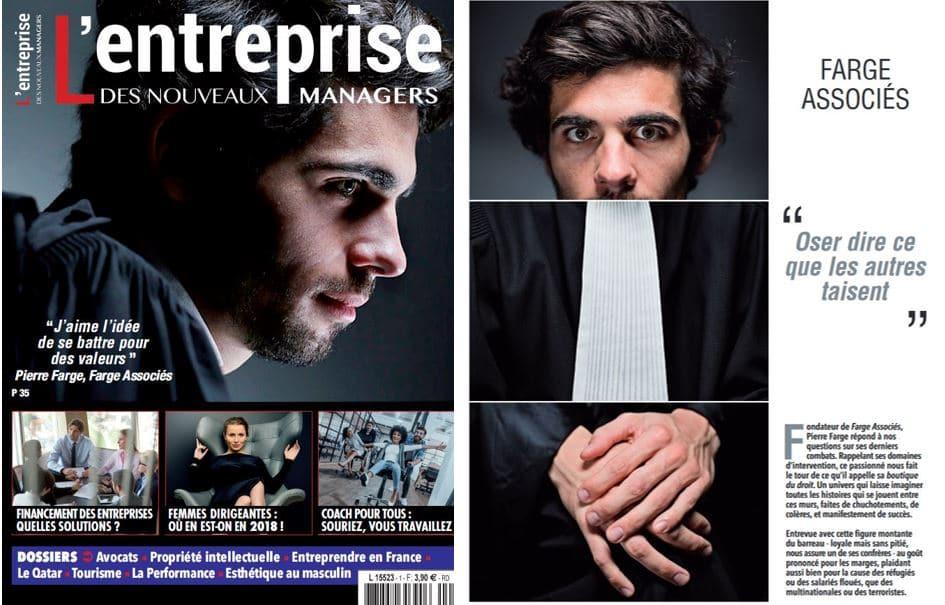 Farge Associés : Oser dire ce que les autres taisent – L'Entreprise des Nouveaux Managers