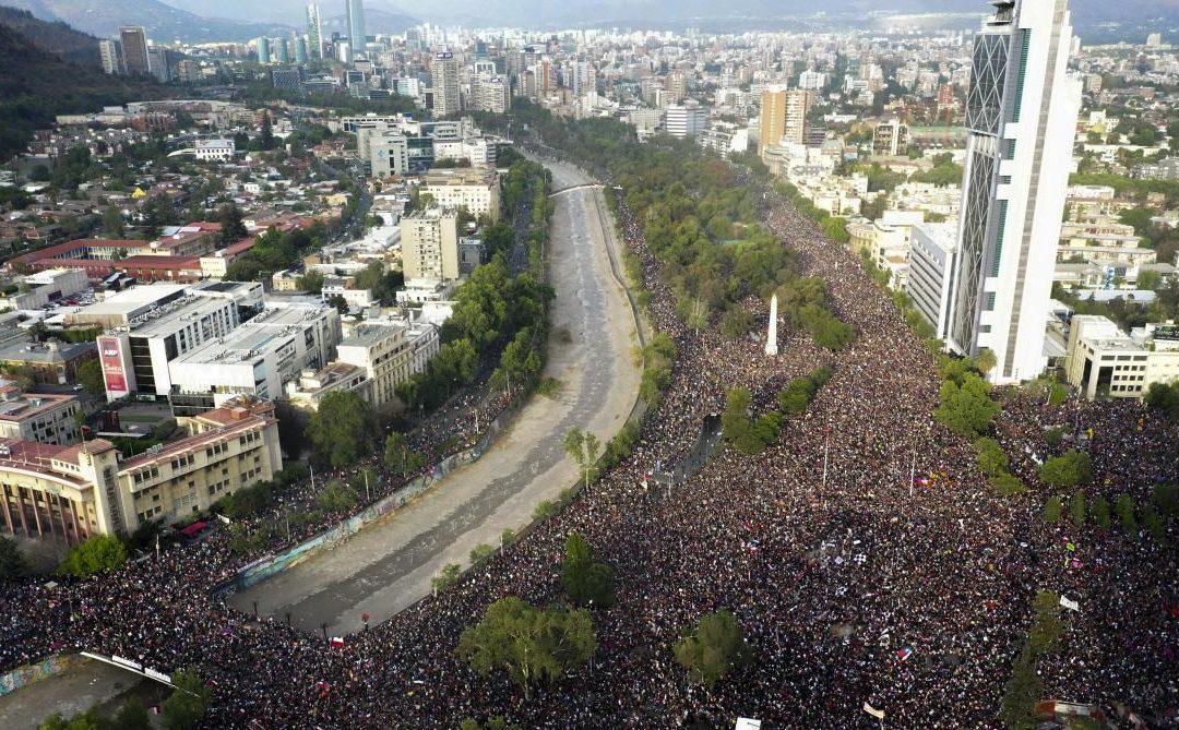 Crise au Chili : une révolte ? Non, une révolution !