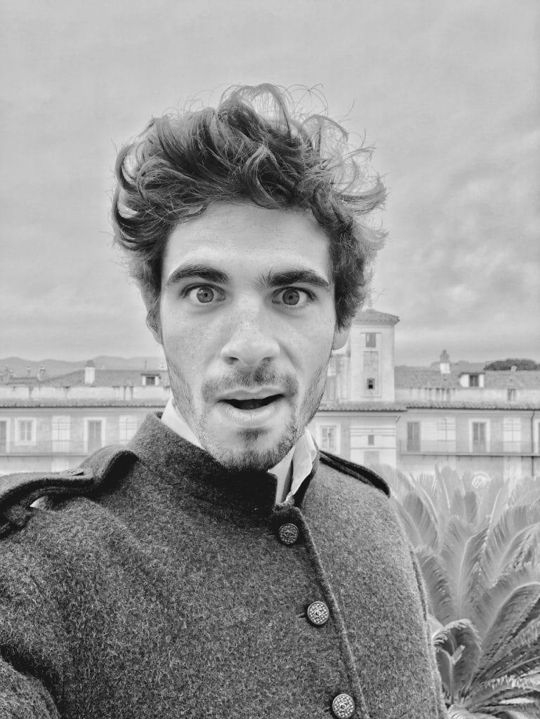 Photo Pierre Farge, lauréat Concours Photo N&B du CNB