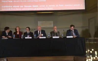 Les lanceurs d'alerte : deux ans après la loi Sapin 2 – Conférence Sciences Po Alumni