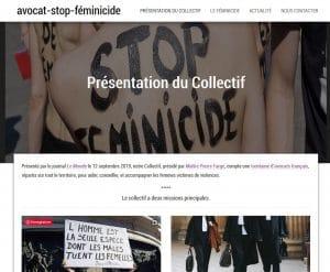 Avocat Stop Féminicide