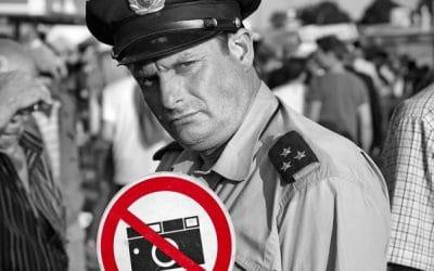 Interdire les photos de policiers : libertés publiques en danger !