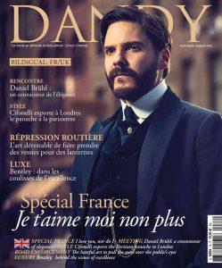 Dandy Magazine n°76 - Janvier 2020 Couverture