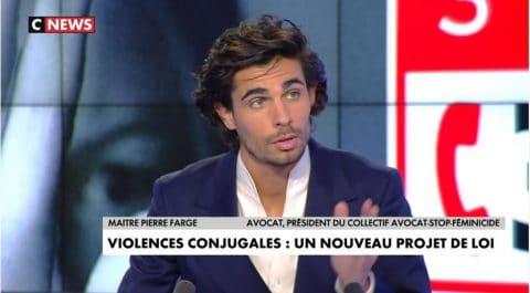 Pierre Farge à CNEWS 28 janvier 2020