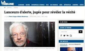 Lanceurs d'alerte, jugés pour révéler la vérité, La Tribune