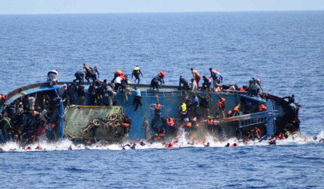 Naufrage migrants