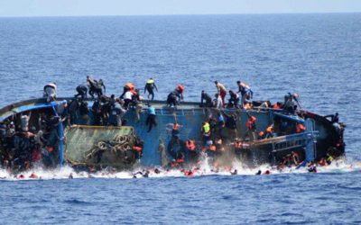 Naufrage de l'asile européen