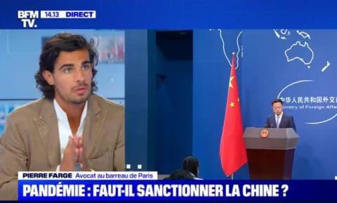 Pandémie : faut-il sanctionner la Chine ? BFM TV
