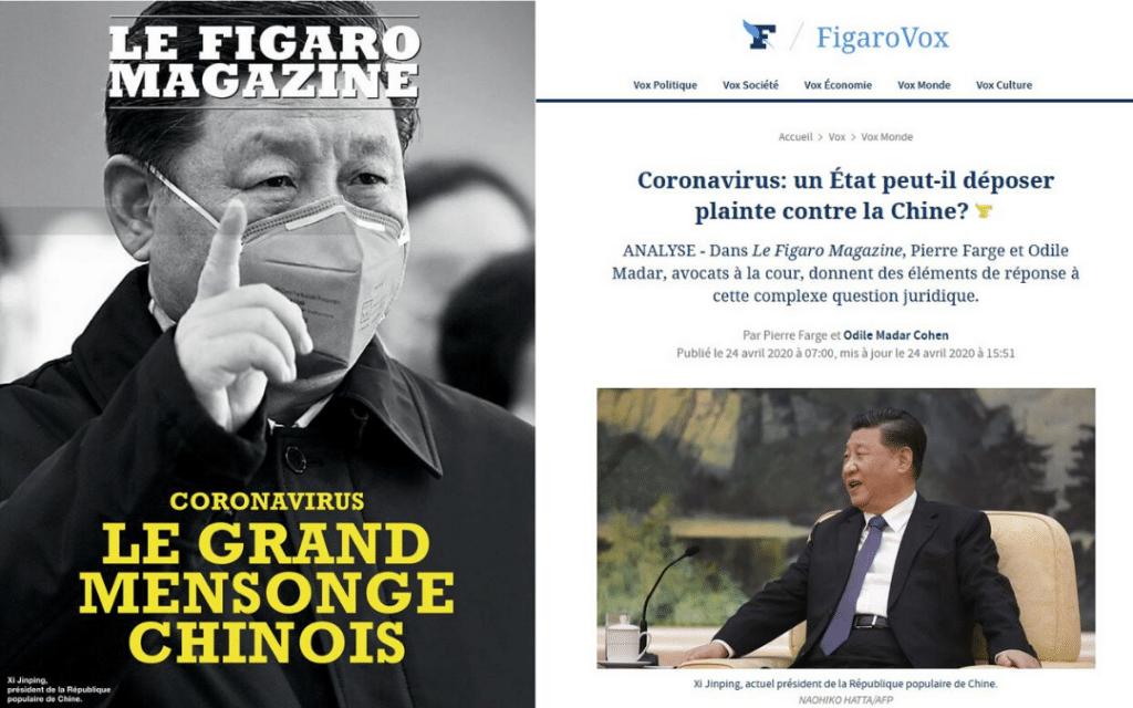 Un État peut-il déposer plainte contre la Chine - Le Figaro Magazine