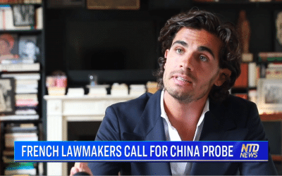 French Lawmakers Call for China Probe – NTD TV Evening News