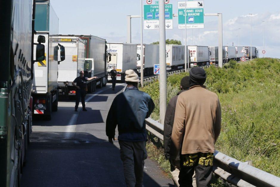 Calais dans le réseau des passeurs
