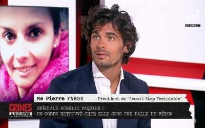 Affaire Vaquier : Pierre Farge invité par Morandini sur NRJ12
