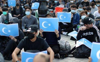 Répression des Ouïghours : faut-il porter plainte contre la Chine  ? (La Tribune)